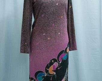Vintage Dress // Jersey