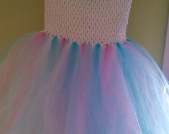 Tutu dress with sleeves