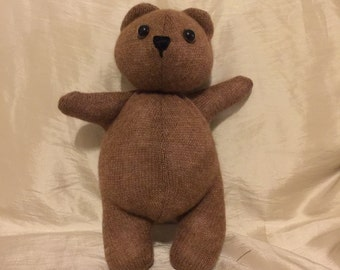 Cashmere Bear