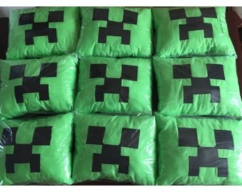 Handmade Minecraft Pillow/coushion