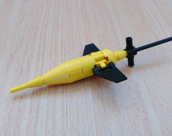 Seaglider inspired LEGO model