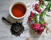 Organic Ceylon Black Tea • 3.5 oz. Tin • Classic Sri Lanka Estate Loose Leaf Tea