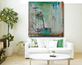 Abstract Painting, Wall Art, Original Painting, Contemporary Art, Canvas Art, Abstract Art, Large Abstract, Colorful, by Cheryl Wasilow