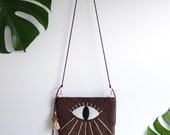 I'll Be Watching You - eye see you shoulder bag