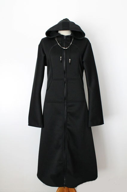 Long Trench Coat Kingdom Hearts Organization Xiii Hoodie