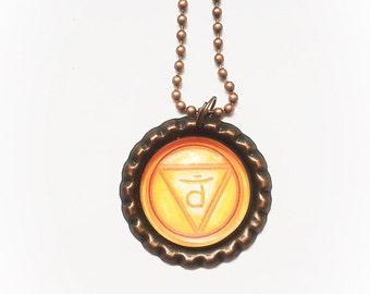 Sacred Chakra Necklace