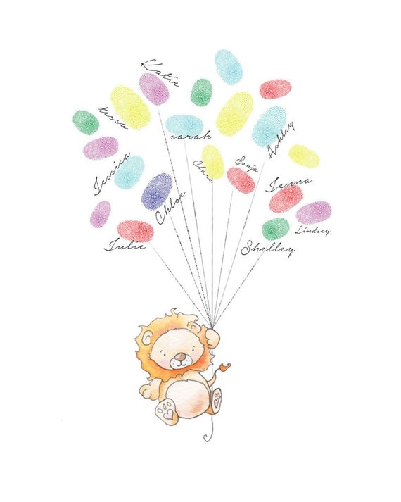 Lovely cute ideas for family easter pictures collections photo cute ideas for family easter pictures baby dusche fingerprint luftballons von brilliantcritter negle Image collections