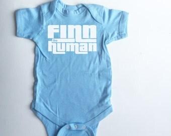 Adventure Time! Finn the Human.