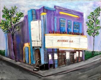 Georgia Theatre Company Athens, Georgia