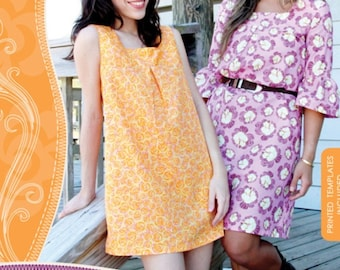 Boho Dress Pattern and DVD Tutorial by Patricia Bravo - 1 Pattern