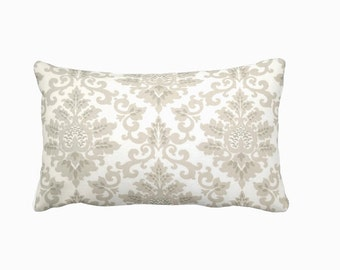 Throw Pillows For Taupe Couch : Taupe Pillow Cover Taupe Throw Pillow Cover Plaid Pillows