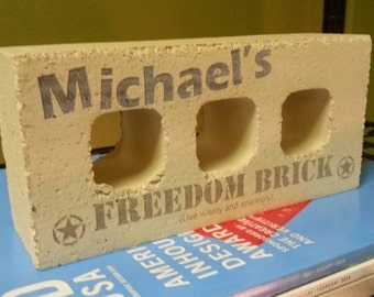 Personalized Brick Engraving