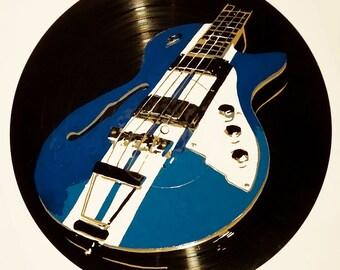 Painted Vinyl Record - Duesenberg