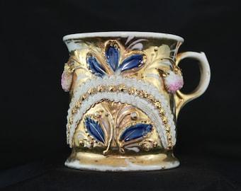 Beautiful Victorian? Shaving Mug