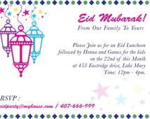 Arabic Invitation Cards for nice invitations example