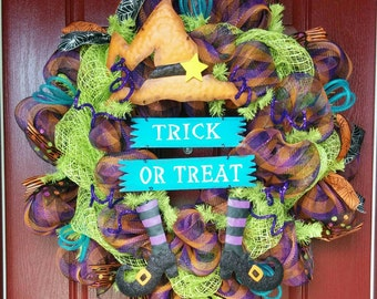 Extra Large Halloween Wreath