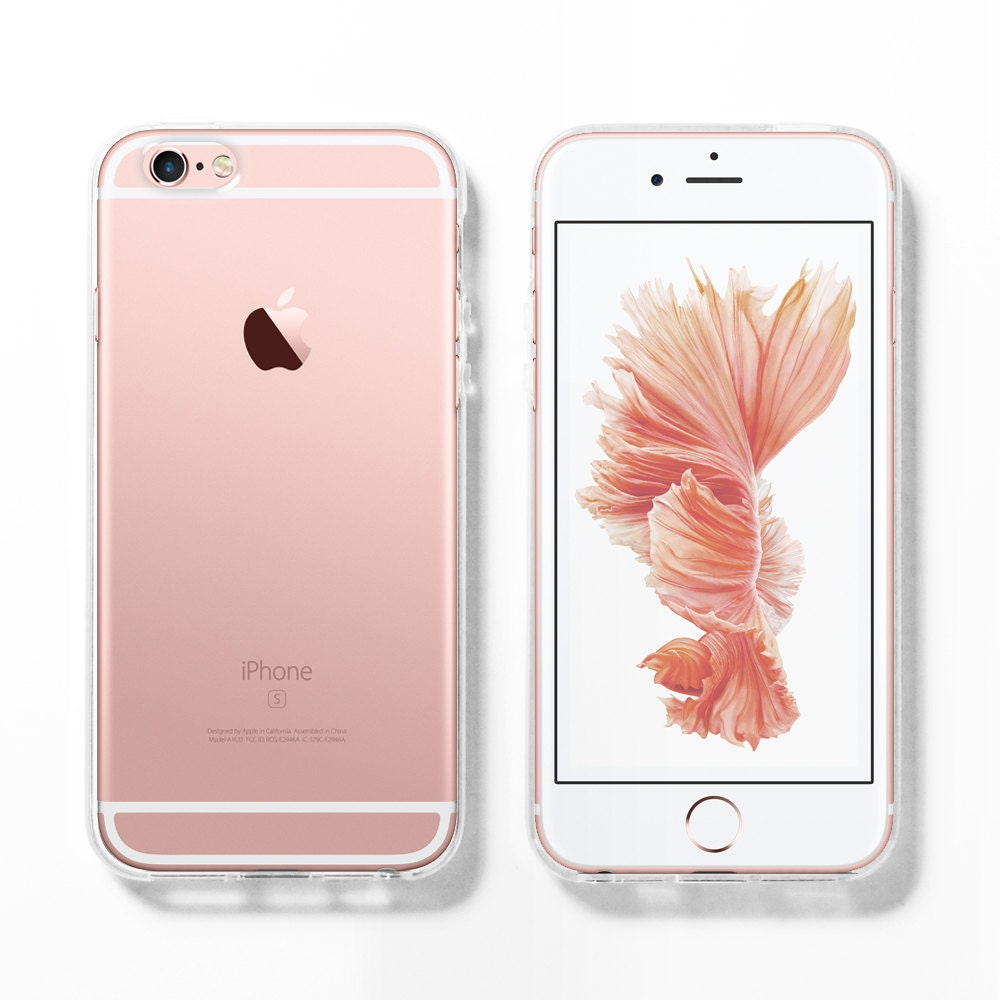 Iphone 5s Cases Gold Soft clear iPho...
