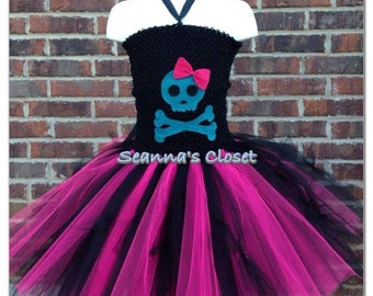 Rock Star tutu costume