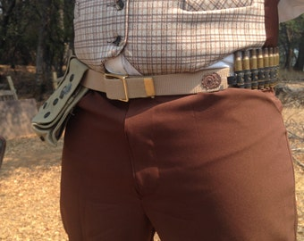 steampunk accessory belt