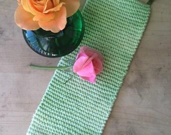 Spring Green Mini Table Runner