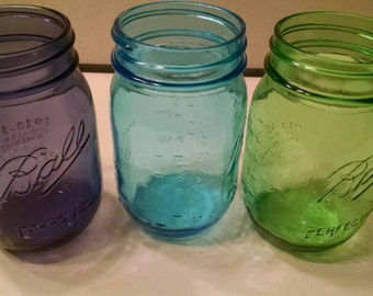 Limited Edition Mason Jars (Quart Size)