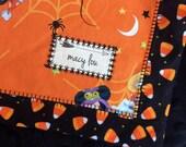 Disney Halloween Baby/Toddler Blanket