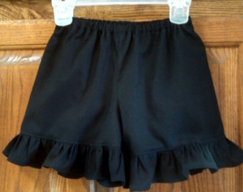 Toddler/Girl Ruffle Shorts, Capris or Pants