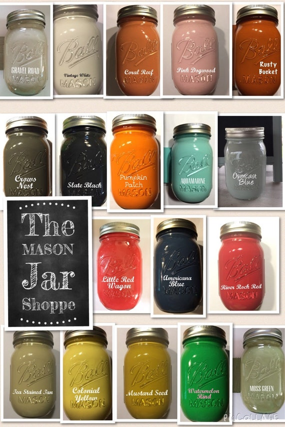 Items similar to chalk paint 1 gallon like annie sloan for Chalk paint comparable to annie sloan