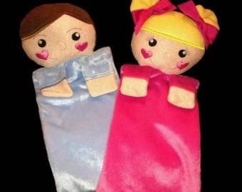In Hoop Snuggle Babies