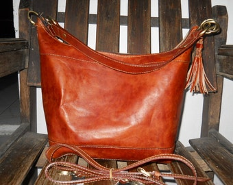 Hobo Leather Bag