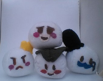 Small Mochi Plushies