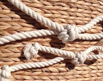 Cotton Twist Rope Toy