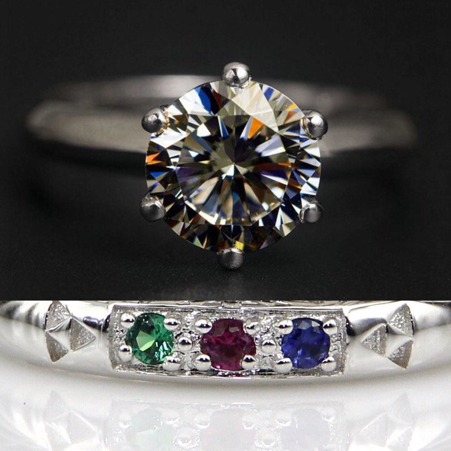 Zelda Engagement Ring For Sale Il Fullxfull Bbef