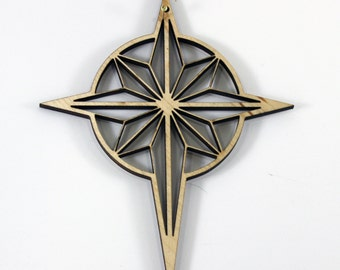 "Ornament ""Cross"""