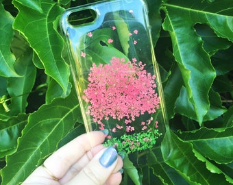 Dried Flowers Tree Phone Case