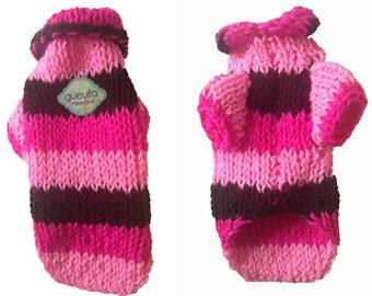 Dog Sweaters- Handmade dog sweaters - Mexican dog sweaters