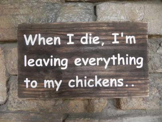 Funny Chicken Signs: Funny Chicken Sign Eggs For Sale Wall Decor Kitchen Decor