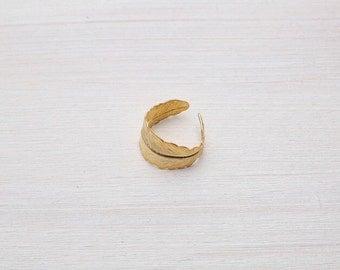 Arbitrator leaf ring
