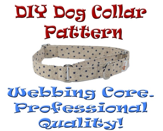Martingale Dog Collar Tutorial