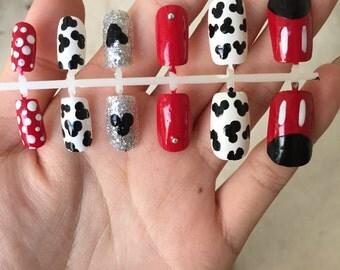 Disney nail set