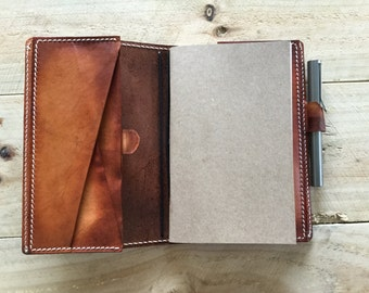 Pocket Add-on-Add a Floating, Envelope, Kay B. or Secretarial pocket with free sewing.