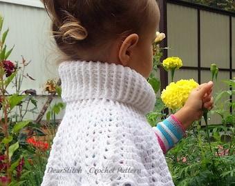 The Collar Warmer - Crochet Pattern