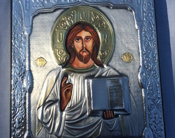 Christ the Pantocrator Russioan icon