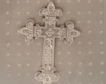 Sophisticated Cross Mold