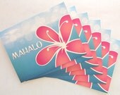 Mahalo Days note cards
