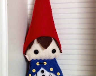 Over the Garden Wall: Wirt