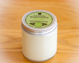 Whipped Shea butter for the body
