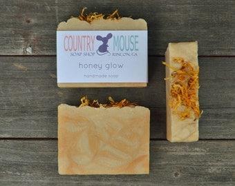 Honey Glow Soap