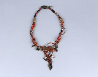 September Necklace (Four Seasons Collection)