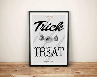 Halloween (B) - Trick or Treat